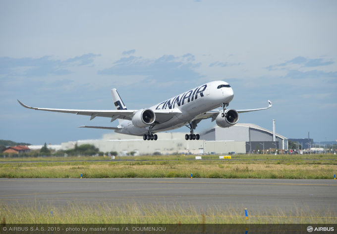 New Airbus A350 XWB Operational in Europe