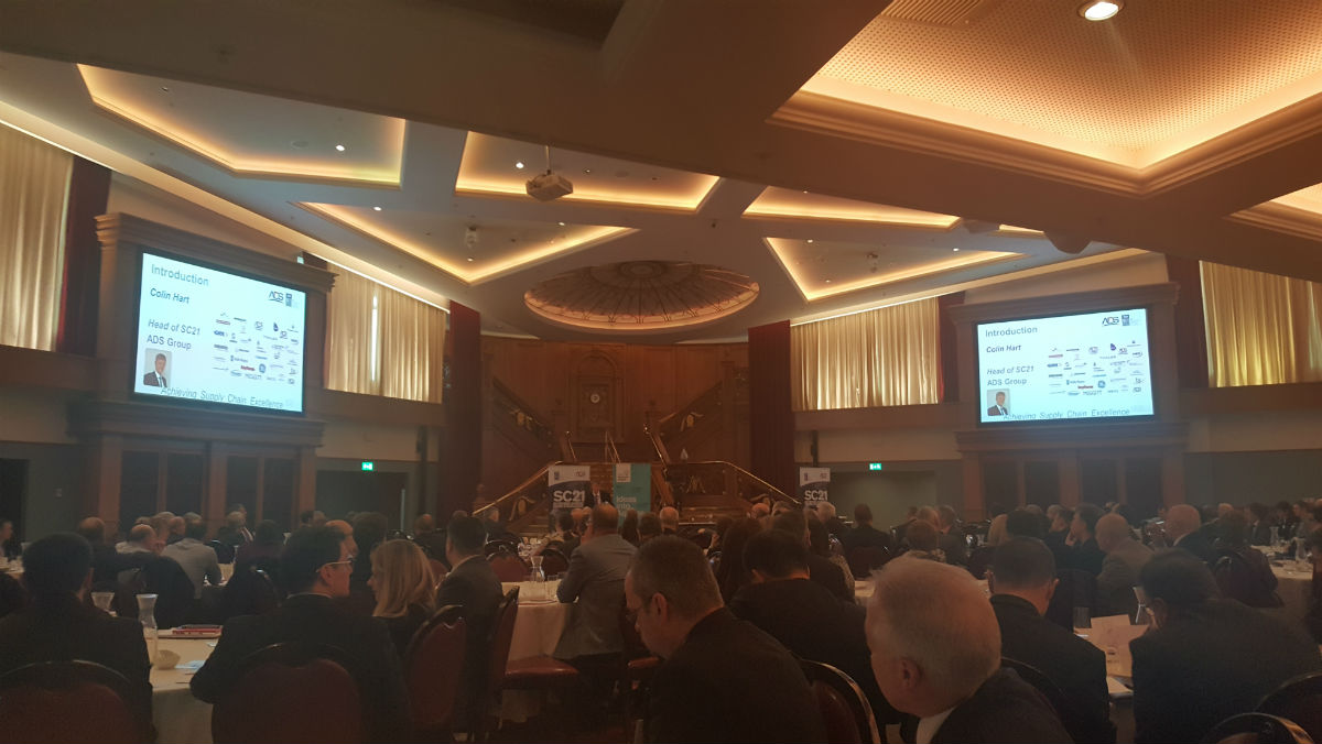 ADS Conference Belfast 2018