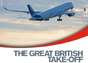 ADS Predictions for Commercial Flights in UK