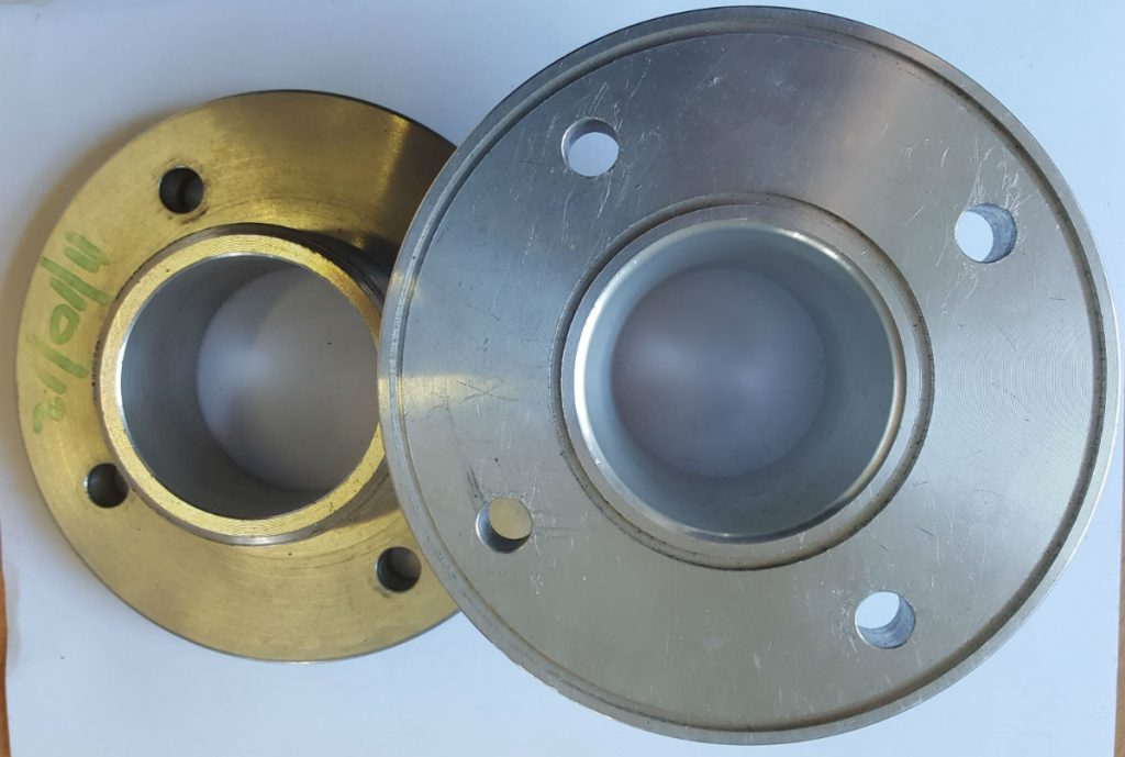 Machined Aluminium Castings