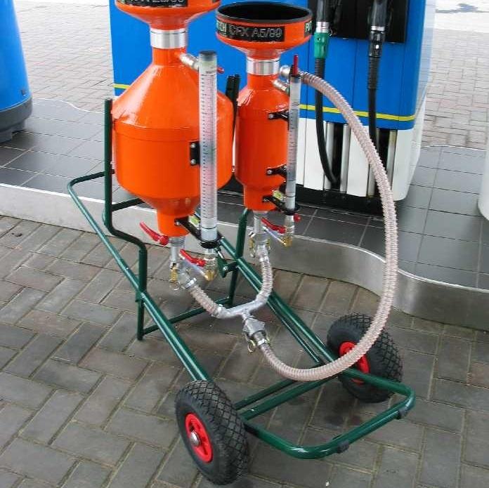 Machined Parts for Carbon Fibre Test Measure