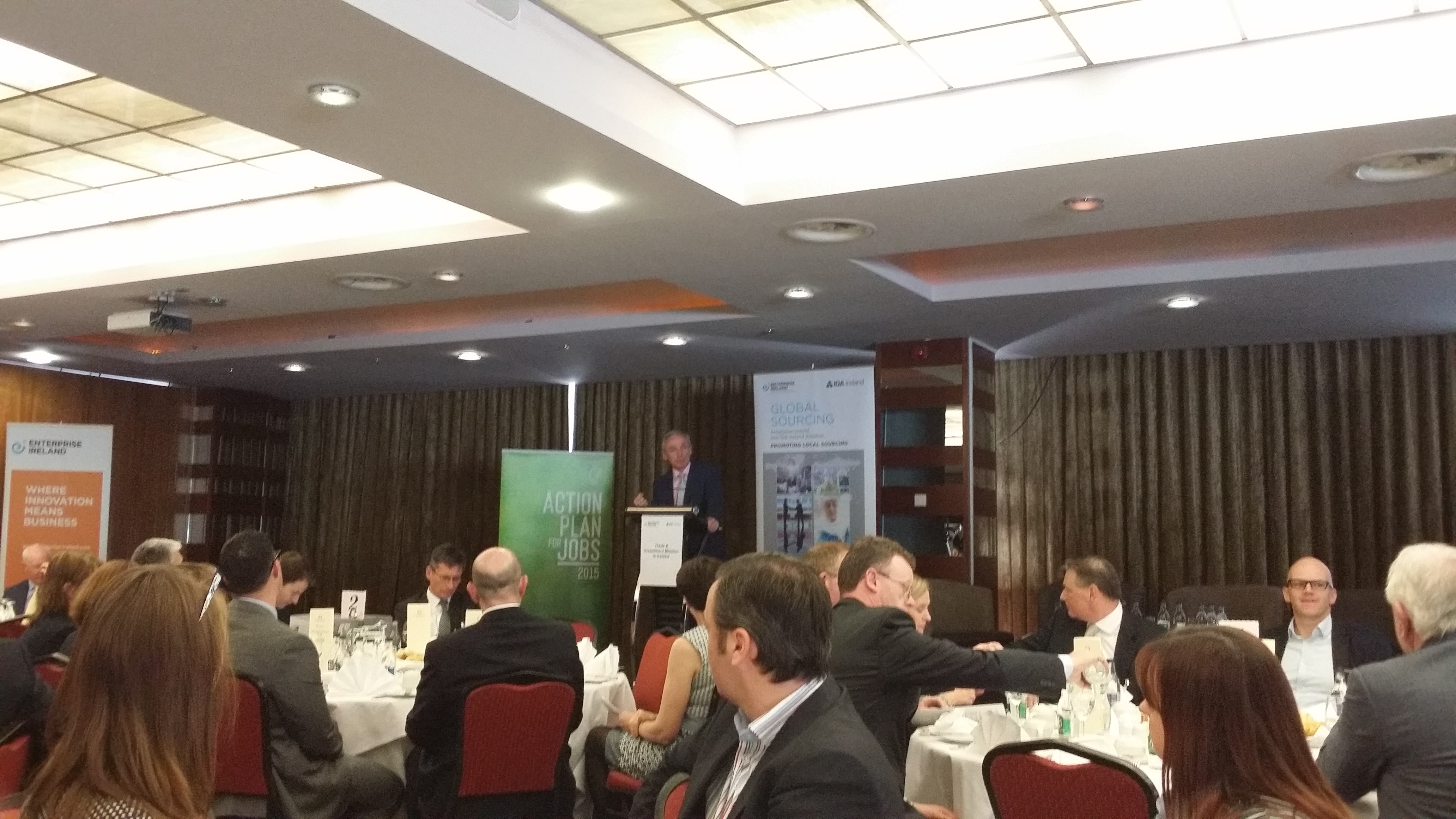 EI Trade & Investment Mission Galway