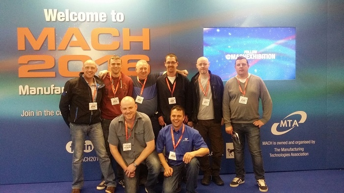 Mach 2016 UK Event UK