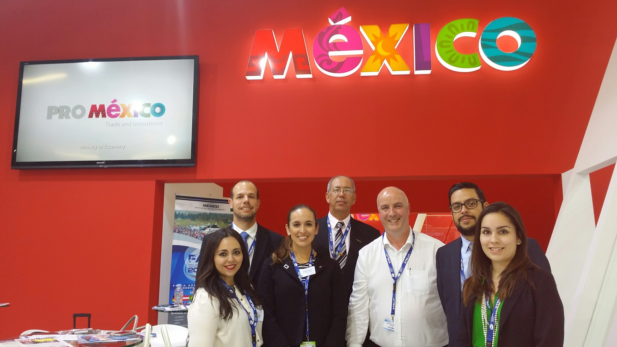 Meeting with a Mexican Company