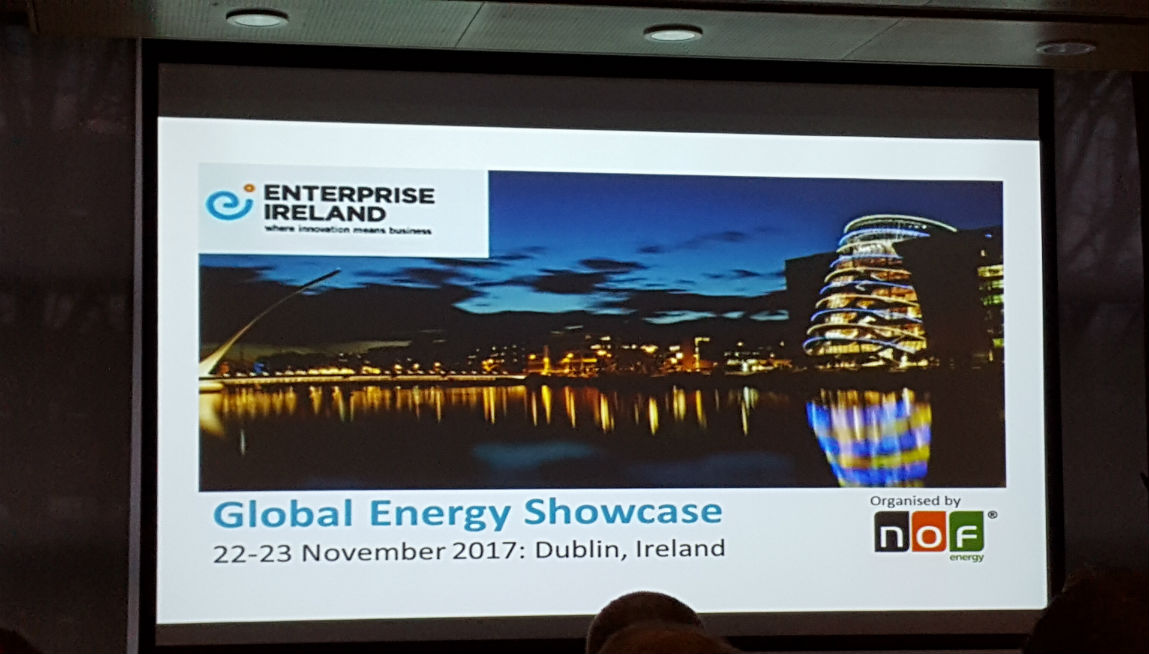 Mann Engineering attend Global Energy Showcase