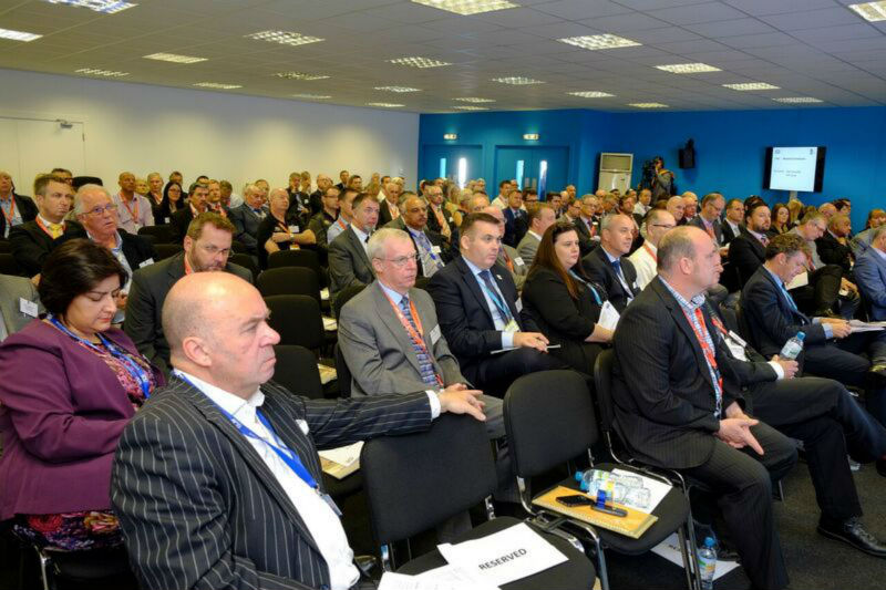 SC21 Task Force Conference at Farnborough 2016
