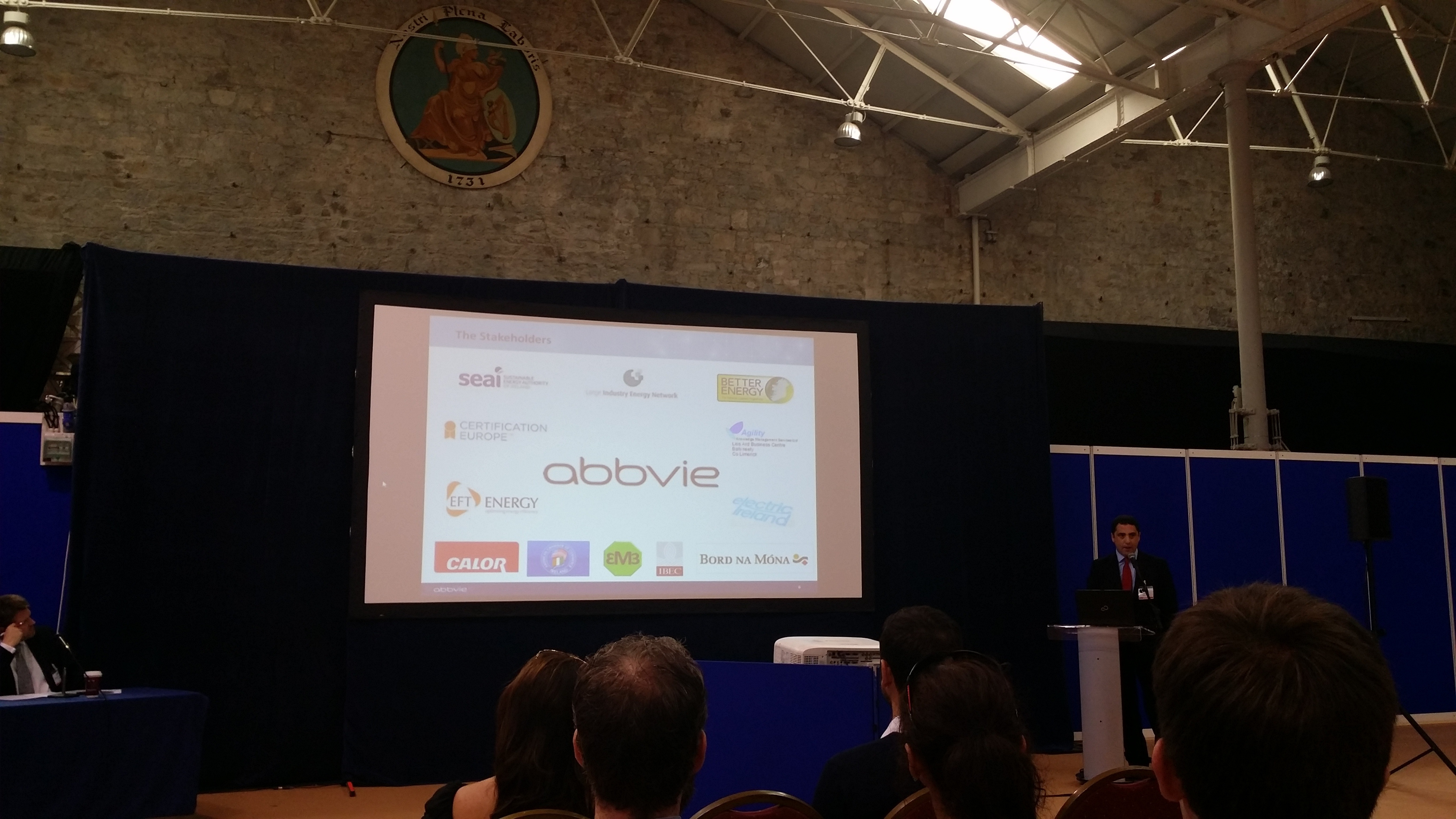Sustainable Processing Conference RDS Sept 2015