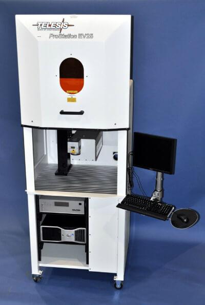 Telesis Laser Etching