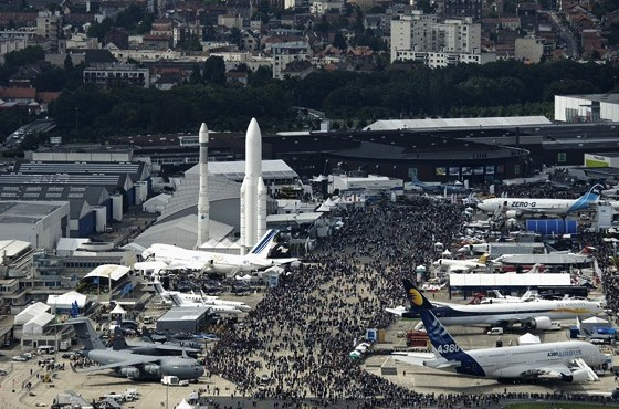 Aerospace Paris Air Show