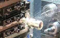 precision turning Mann engineering